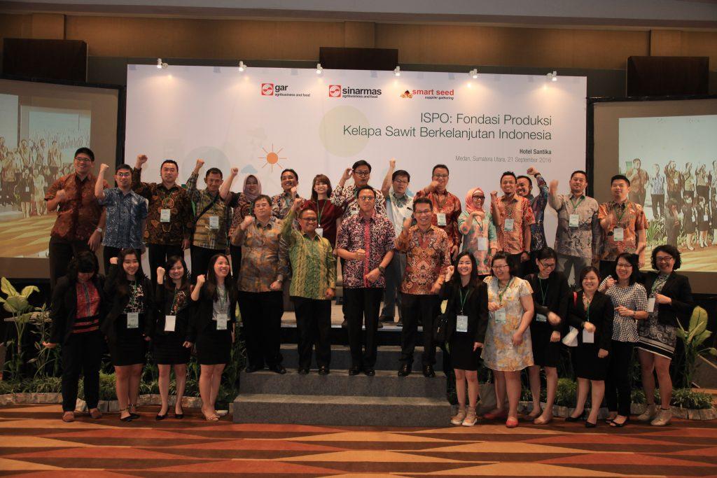 GAR Supplier Support Team - SMART SEED in Medan