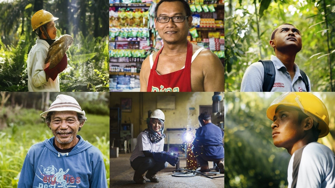The makers of palm oil