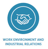 Work Environment and Industrial Relations