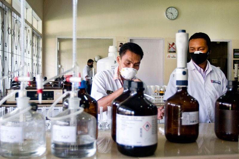 Researchers looking for ways to improve palm oil
