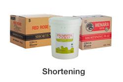 shortening